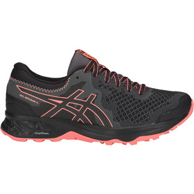 asics W's Gel-Sonoma 4 Shoes Black Papaya